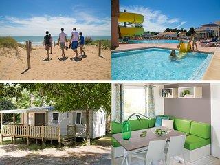 A deux pas de la plage par accès direct Mobile home 6 places tout confort - Saint-Jean-de-Monts vacation rentals