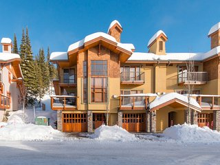 Knudsen Family Lodge - Sun Peaks vacation rentals