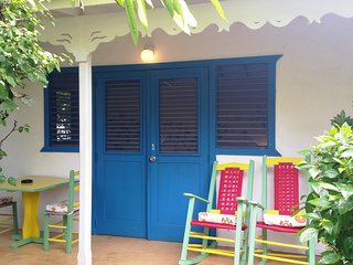 Cute room only 50 meters to the beach # 1 - Las Terrenas vacation rentals