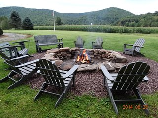 The Octagon at Pine Creek Farm - Gaines vacation rentals