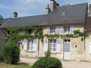 Spacious Old Wood Cutters Cottage - Saint Jean aux Bois vacation rentals