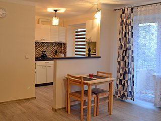 Simple, cozy & coffee - Draugystes apartment - Siauliai vacation rentals