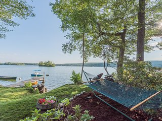 Lakeside Ferns - Lake Pocotopaug's Exclusive Vacation Home - East Hampton vacation rentals