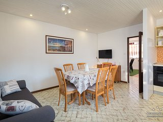 Spacious apartment, beautiful exterior, only 20 m from the beach (A6) - Slatine vacation rentals