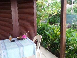 Studio Menndé (gîtes Kaladja) /2 pers ,2 lits simples,piscine, 10 mn plage - Port-Louis vacation rentals