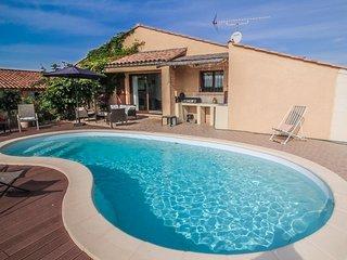 Holiday villa 7p; Margon Hérault Dpt, private pool - Margon vacation rentals
