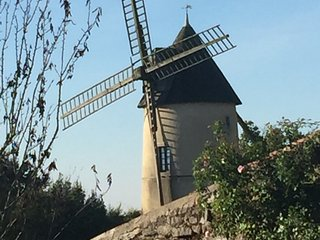 Moulin85 - A Beautiful 19th Century Windmill - La Chapelle-Themer vacation rentals