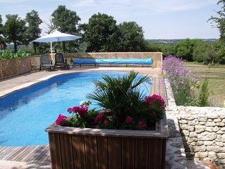 La Grange Terrou Maison de la Chasse +private pool - Confolens vacation rentals