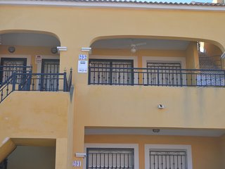 First floor 2 bed apartment, English Tv, WiFi ,Quiet Location, Shared Pool - Los Montesinos vacation rentals
