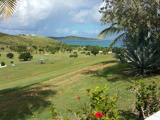 Seas the Day  private ocean view villa - Teague Bay vacation rentals