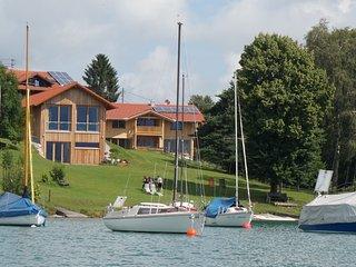 das SEE-IDYLL - Premium-Chalet am Forggensee - Dietringen vacation rentals