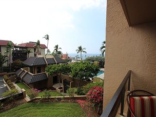 Remodeled 1 bedroom, close to town, oceanview - Kailua-Kona vacation rentals