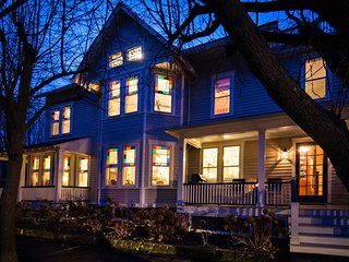 Stunning 1882 Victorian, Designer Renovation - Ocean Grove vacation rentals