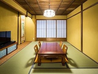 Spacious New Machiya near Kyoto station - Kyoto vacation rentals