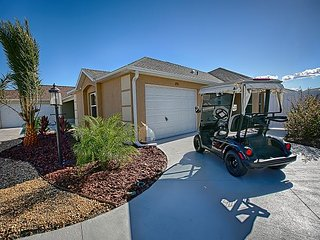 Golf Cart. Brand New Home.Privacy. Close to Sumter Landing. - The Villages vacation rentals