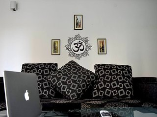 """""""A warm and happy home away from home!"""" - Gurgaon vacation rentals"""