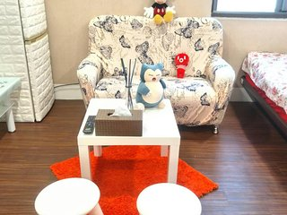 ITaiwan~10mins to Taipei main station 4 stop#A9 - Taipei vacation rentals