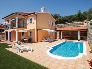 6 bedroom Villa in Labin, Istria, Croatia : ref 2046141 - Viskovici vacation rentals