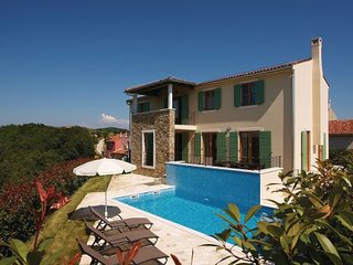 4 bedroom Villa in Buje Baredine, Istria, Buje, Croatia : ref 2046733 - Verteneglio vacation rentals