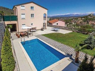 5 bedroom Villa in Opatija, Kvarner, Croatia : ref 2087960 - Matulji vacation rentals