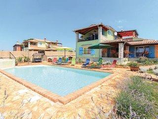 4 bedroom Villa in Svetvincenat, Istria, Croatia : ref 2088701 - Bibici vacation rentals