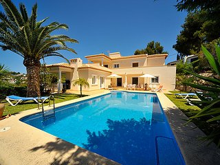 3 bedroom Villa in Javea, Costa Blanca, Spain : ref 2099583 - Benitachell vacation rentals