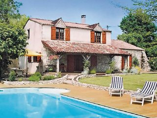 4 bedroom Villa in St Astier, Lot Et Garonne, France : ref 2185293 - Loubes-Bernac vacation rentals