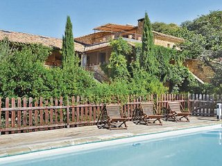 4 bedroom Villa in Uzes Gard, Gard, France : ref 2220732 - Aigaliers vacation rentals