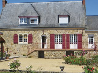 4 bedroom Villa in Juigne Sur Sarthe, Sarthe, France : ref 2221157 - Sable-sur-Sarthe vacation rentals