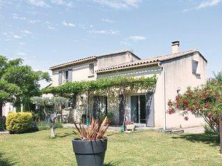 3 bedroom Villa in Vedene, Vaucluse, France : ref 2221421 - Vedene vacation rentals