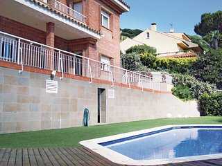 4 bedroom Villa in Cabrils, Costa De Barcelona, Spain : ref 2222765 - Cabrils vacation rentals