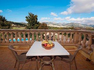 3 bedroom Villa in Selva, Mallorca, Mallorca : ref 2242281 - Selva vacation rentals