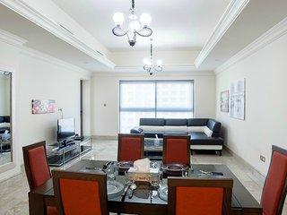 L08 Modern 1 BD in Palm Jumeirah ! Fairmont ! - Palm Jumeirah vacation rentals