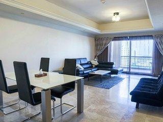 S10 Fairmont 1 BD in Palm Jumeirah! - Palm Jumeirah vacation rentals