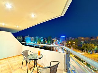 Apartment with a view in Athens - Palaio Faliro vacation rentals