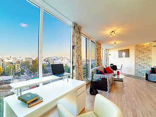 1 bedroom Apartment with Elevator Access in Palaio Faliro - Palaio Faliro vacation rentals