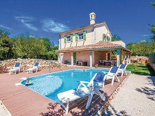 3 bedroom Villa in Krk-Rasopasno, Island Of Krk, Croatia : ref 2279050 - Rasopasno vacation rentals