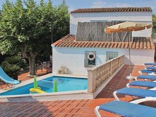 3 bedroom Villa in Calella de Mar, Costa De Barcelona, Spain : ref 2280896 - Calella vacation rentals