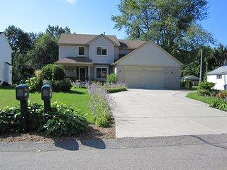 Family & Eco Friendly House - Livonia vacation rentals