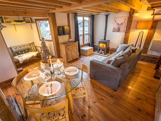 The Mazot, Samoens centre - Samoëns vacation rentals