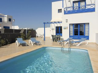 Three Bedroom Villa Close To Marina Rubicon - Playa Blanca vacation rentals