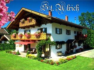 Feriendomizil St. Ulrich - Ferienwohnung HERZOGSTAND **** - Alpenwelt Karwendel - Krun vacation rentals