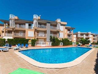 Nice Condo with Television and Microwave - Port de Pollenca vacation rentals