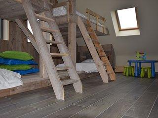 Flockhof vakantiewoning 8 personen Brugse Ommeland - Jabbeke vacation rentals