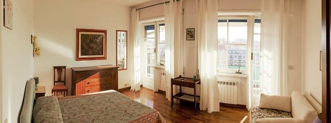 La terrazza su Roma. Penthouse for up to 7/8 people - Image 1 - Rome - rentals