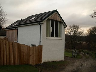 Burn View Cottage is on a private road on the south shore of Loch Katrine - Stronachlachar vacation rentals