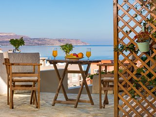 Nice 1 bedroom Kalyves Apartment with Internet Access - Kalyves vacation rentals