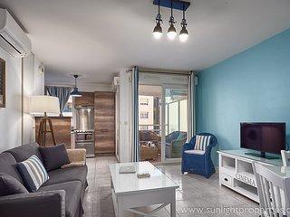SunlightProperties Nautica - Splendid 1 bed in Port area w/ terrace and parking - Nice vacation rentals