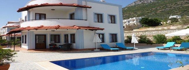 Villa Koru - Lovely Detached Villa - Private Pool and Sea Views - Kalkan - rentals