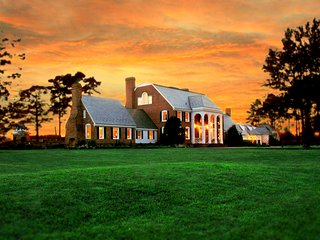 Kingsbay Mansion Executive Bed and Breakfast Wedding and Event Venue - Marion Station vacation rentals